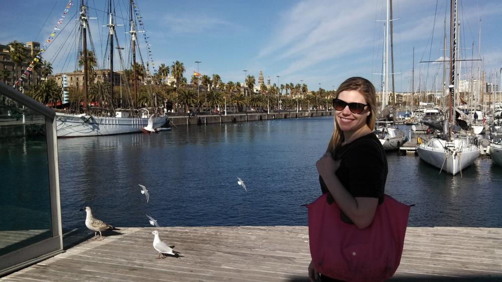 5 Port Vell Barcelona